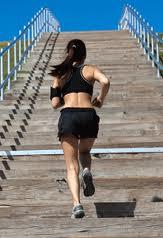 running_stairs_woman