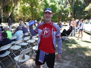 Nathan Nowak drinks Zico coconut water for recovery during training and after races