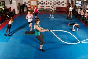 Nathan Nowak training athletes and Trinity Fitness in Atlanta Georgia