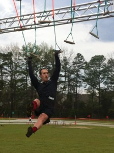 Nathan Nowak and Trinity Fitness coach athletes to compete in mud runs and adventure races