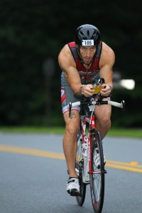 Nathan Nowak peachtree city sprint triathlon racing for team podium multisport