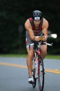 Nathan Nowak peachtree city sprint triathlon racing for team podium multisport