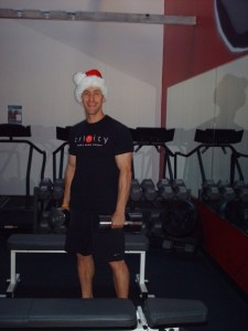 Nathan Nowak and Trinity Fitness Atlanta Georgia will teach you how lose weight and stay motivated through the holiday season