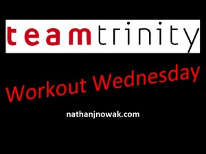 Workout Wednesday 07.12.2017