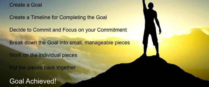 7 Steps to Achieving Any Goal