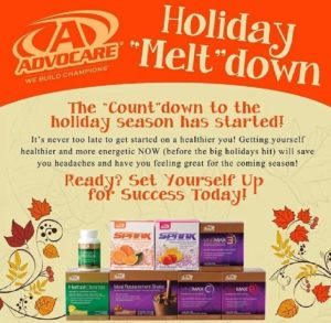 Trinity Fitness, Nathan Nowak and Adovcare are helping you slim down for the holiday season
