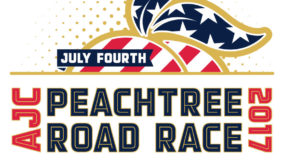 A Peachtree Road Race Observation