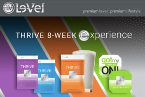 Thrive 8 Week Experience Banner
